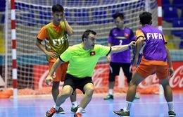 Thầy Bruno: Đã nghiên cứu kỹ Italy, vấn đề là ĐT Futsal Việt Nam chơi thế nào