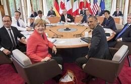 Hội nghị thượng đỉnh G7 khai mạc hôm nay