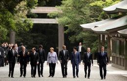 Khai mạc Hội nghị thượng đỉnh G7: Nhiều kỳ vọng giải quyết các vấn đề nóng