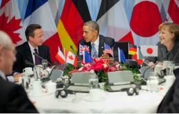 Hội nghị G7 và những khác biệt về mối lo tăng trưởng kinh tế