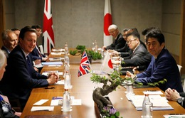 G7 nhóm họp với các nước đang phát triển