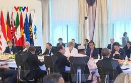Thủ tướng Nguyễn Xuân Phúc phát biểu tại Hội nghị G7 mở rộng