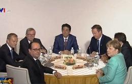 Nhật Bản đề nghị các nước G7 phối hợp tung ra các gói kích cầu