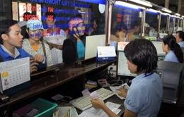 Ga Sài Gòn cháy vé tàu Tết, cò mồi chợ đen lộng hành