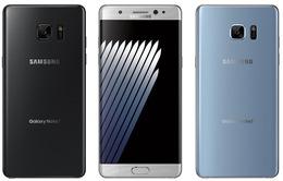 Samsung bất ngờ hoãn bán trở lại Galaxy Note 7 ở Hàn Quốc