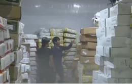 Gà Mỹ nhập khẩu vào Việt Nam chỉ kiểm soát trên 2 tiêu chuẩn sơ sài