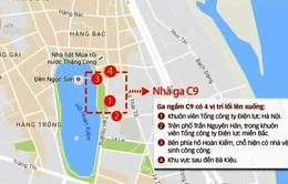 Đặt ga tàu điện ngầm tại Hồ Hoàn Kiếm: Nên cân nhắc giữ gìn di sản