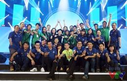Rộn ràng Gala 15 năm Robocon Việt Nam (14h30, VTV2)
