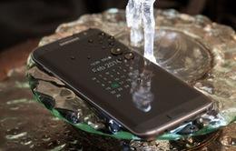 """Galaxy S7 thậm chí có thể nhận biết tình trạng """"ướt nhẹp"""" của máy"""