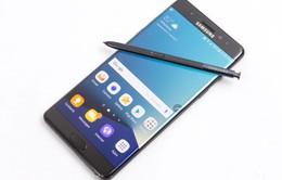 Cổ phiếu của Samsung rớt giá sau tuyên bố tạm ngưng bán Note 7