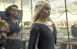 Game of Thrones dẫn đầu top chương trình truyền hình được yêu thích nhất năm 2016