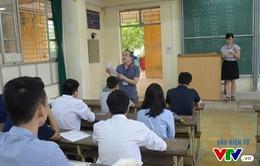 131 thí sinh bị đình chỉ thi môn Ngữ văn và Vật lý