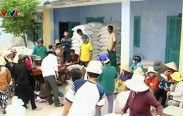 Hỗ trợ 2.000 tấn gạo cho người dân vùng hạn tại Ninh Thuận