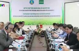 Hợp tác quốc tế để phát triển ngành lúa gạo
