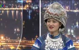 """Gặp cô gái đạt giải Nhất cuộc thi """"Người đẹp dân tộc Mông"""""""