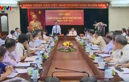 Gặp mặt Trưởng cơ quan đại diện Việt Nam ở nước ngoài