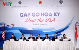 Tăng cường hợp tác đầu tư kinh doanh Việt Nam – Hoa Kỳ
