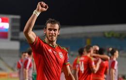 Bale nổ tưng bừng sau kỳ tích của xứ Wales tại EURO 2016