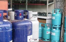 Giá gas giảm 31.000 đồng/bình 12kg