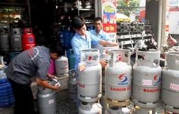 Từ 1/6, giá gas giảm 1.500 đồng/bình 12kg
