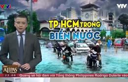 """Tại sao chi 29.000 tỉ đồng chống ngập, TP.HCM vẫn """"chìm trong biển nước""""?"""