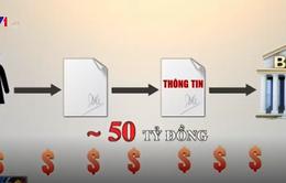 """Sổ tiết kiệm """"bốc hơi"""" tiền tỷ do ký khống giấy tờ giao dịch"""