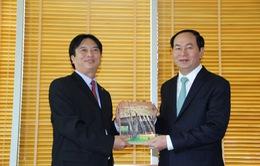 Chủ tịch nước Trần Đại Quang khuyến khích phát triển bảo tàng theo hướng hiện đại, chuyên nghiệp
