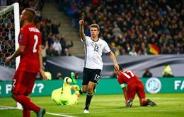 VIDEO, Đức 3-0 CH Czech: Sự trở lại của Muller!