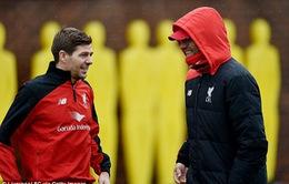 Steven Gerrard gần ngày trở lại Liverpool