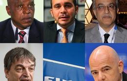 Chân dung 5 ứng cử viên Chủ tịch FIFA trước giờ bầu cử vào tối nay (26/2)