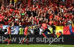 Đánh bại CH Ireland, Witsel, Lukaku và tuyển Bỉ phá hàng loạt kỷ lục