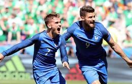 """EURO 2016: Griezmann và cuộc đua """"Vua phá lưới"""" kịch tính!"""