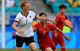 Olympic Rio 2016: Behringer lập công đưa ĐT Đức vào bán kết bóng đá nữ