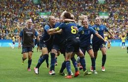 Lịch trực tiếp bóng đá nữ Olympic Rio 2016: Chung kết Đức – Thuỵ Điển, Brazil tranh HCĐ cùng Canada
