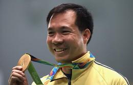 Ảnh: Những khoảnh khắc Hoàng Xuân Vinh làm nên lịch sử của Thể thao Việt Nam