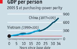 Economist đánh giá cao tiềm năng phát triển của Việt Nam