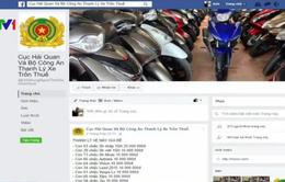 Giả mạo Cục Hải quan, Bộ Công an để rao bán xe trốn thuế