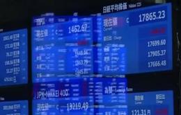Giá dầu tiếp tục trượt dốc, chứng khoán châu Á chìm trong sắc đỏ