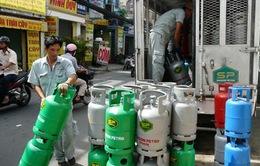 Giá gas Saigon Petro giảm 4.500 đồng/bình 12 kg
