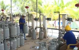 Giá gas bán lẻ tăng 6.000 đồng/bình 12kg từ ngày 1/9