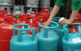 Giá gas giảm tiếp hơn 20.000 đồng/bình 12kg