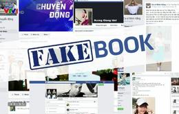 Bùng nổ các trang Facebook giả mạo để lừa đảo