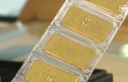 Giá vàng trong nước thấp hơn giá vàng thế giới