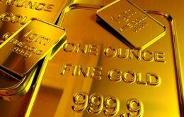 Giá vàng thế giới bật tăng