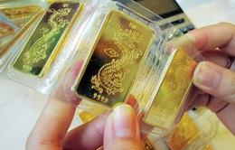 Giá vàng bật tăng cao sau 3 tuần giảm liên tiếp