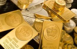 Tiếp đà tăng của thế giới, giá vàng trong nước tăng nhẹ