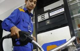Giá xăng giảm mạnh, về mức ngang năm 2009