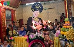 Tín ngưỡng thờ Mẫu trong văn hóa dân gian