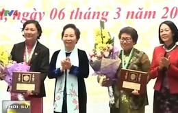 Giải thưởng Kovalevskaia: Vinh danh hai nhà khoa học nữ Việt Nam