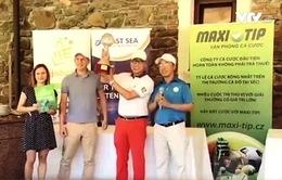 Giải Golf hữu nghị Việt - Czech 2016